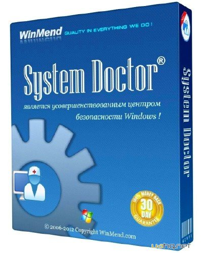 WinMend System Doctor 1.6.7.0 + Rus