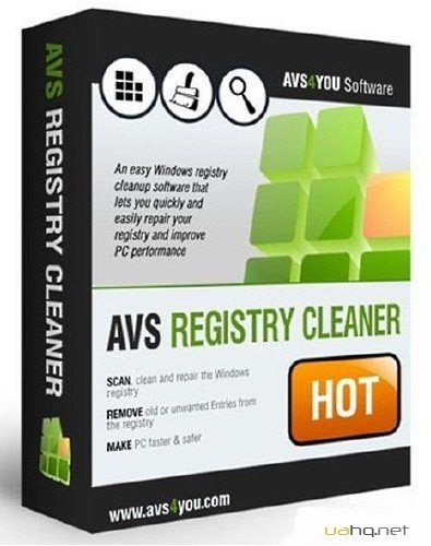 AVS Registry Cleaner 2.3.4.261