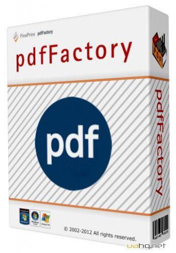 pdfFactory Pro 5.20 Workstation / Server Edition