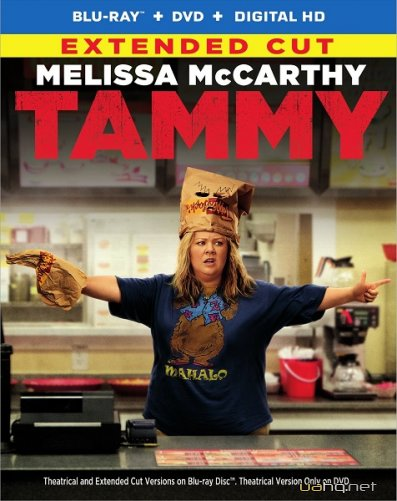 Тэмми / Tammy (2014/BDRip/HDRip)