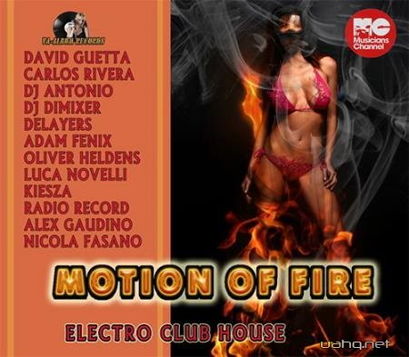 VA - Motion Of Fire (2014)