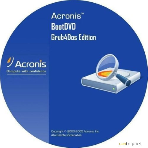 Acronis BootDVD 2014 Grub4Dos Edition v.24 (11/23/2014) 13 in 1