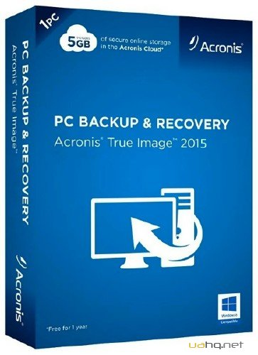 Acronis True Image 2015 18.0 Build 6525 Final *Russian*