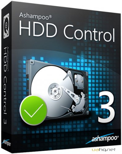 Ashampoo HDD Control 3.00.20 + Corporate Edition
