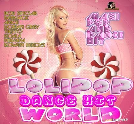 VA - Lolipop World Dance Hit (2014)