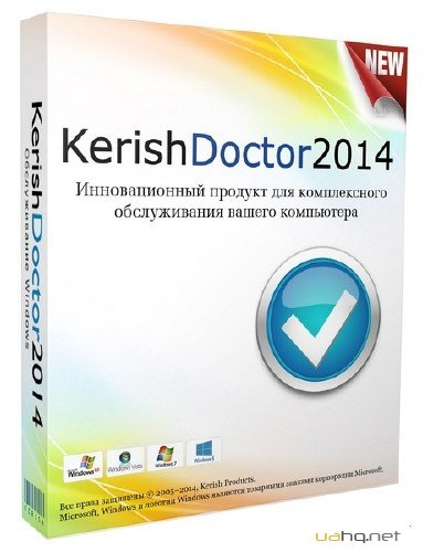 Kerish Doctor 2015 4.60 DC 31.12.2014
