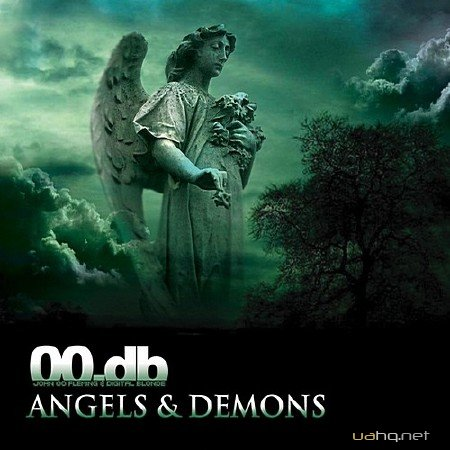 00.db (John 00 Fleming / The Digital Blonde) - Angels and Demons (2010)