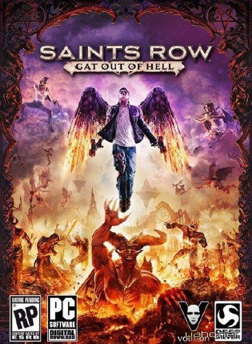 Saints Row: Gat out of Hell (2015/RUS/ENG/Repack by R. G. Freedom)