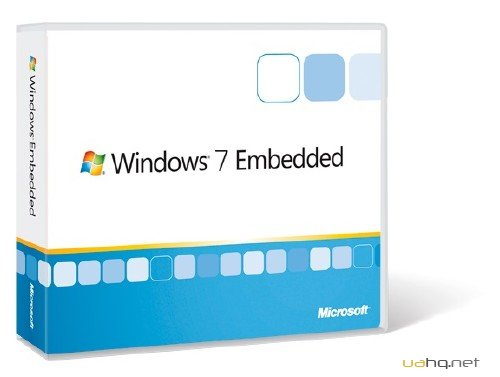 Windows 7 Embedded SP1 Standard by aleks200059 (x86/x64/2015/ENG/RUS)