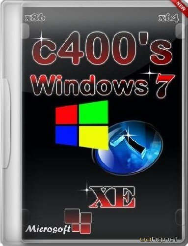 C400's Windows 7 XE v.4.3.2 Enterprise (x86/x64/2015/RUS/ENG)