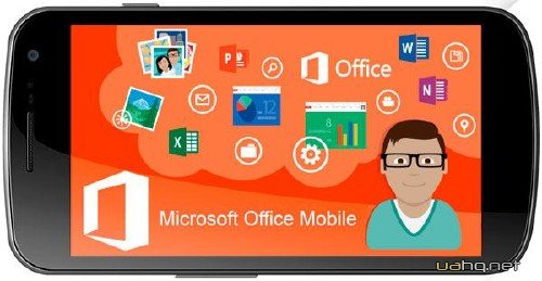 Microsoft Office Mobile 15.0.3722.2000
