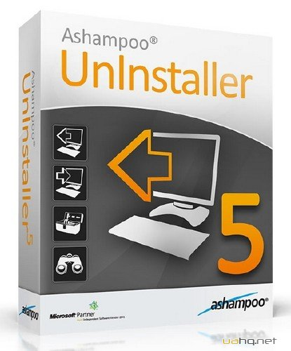 Ashampoo UnInstaller 5.04 DC 27.01.2015
