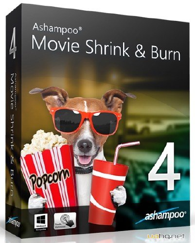 Ashampoo Movie Shrink & Burn 4.0.2.4 DC 28.01.2015