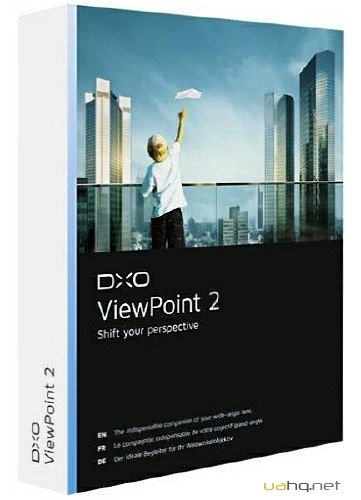 DxO ViewPoint 2.5.2 Build 37