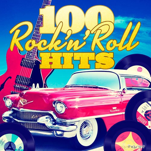 100 rock'n'roll Hits (2015)
