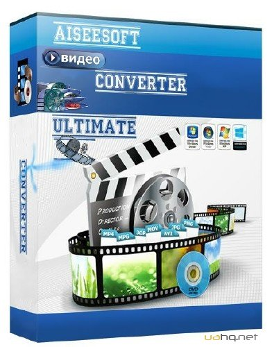 Aiseesoft Video Converter Ultimate 7.2.58 + Rus