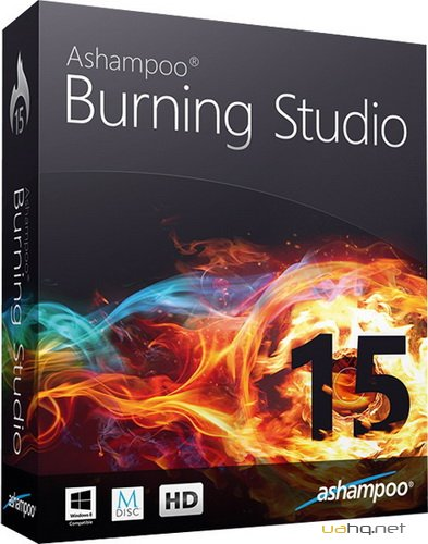 Ashampoo Burning Studio 15.0.2.2 DC 30.01.2015 RePack by Diakov