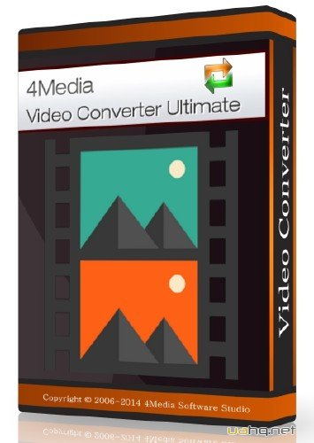 4Media Video Converter Ultimate 7.8.6 Build 20150130 + Rus