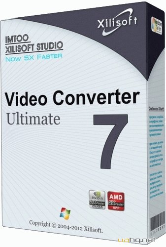 Xilisoft Video Converter Ultimate 7.8.6 Build 20150130 + Rus