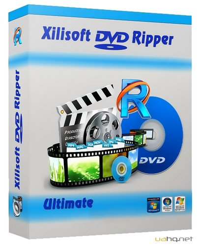 Xilisoft DVD Ripper Ultimate 7.8.6 Build 20150130 + Rus