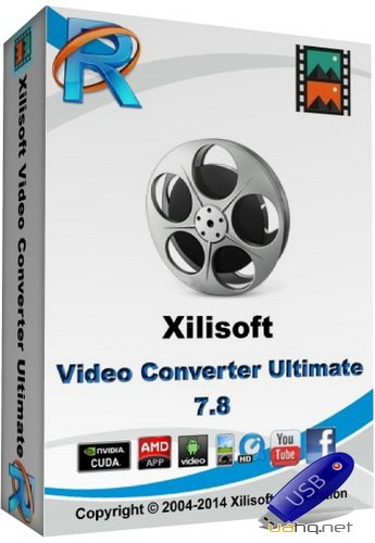 Xilisoft Video Converter Ultimate 7.8.6 Build 20150130 Portable (Ml/Rus/2015)
