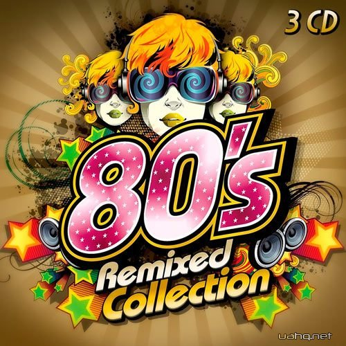 The 80's Remixed Collection (2015)