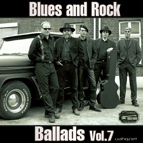 Blues and Rock Ballads Vol.7 (2015)