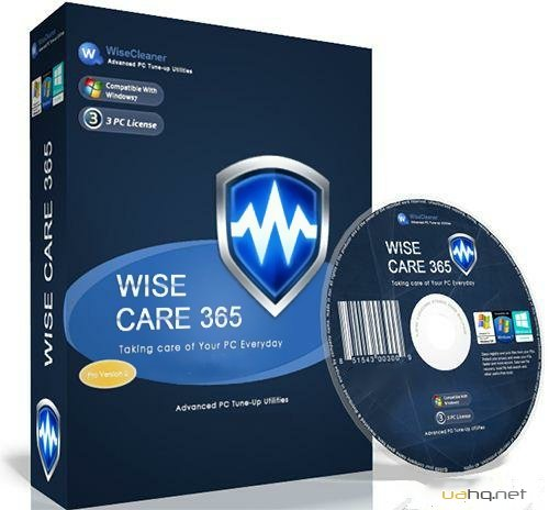 Wise Care 365 Pro 3.45 Build 302 Final