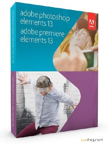 Adobe Photoshop & Premiere Elements 13.1 Final (2015/ML/RUS)