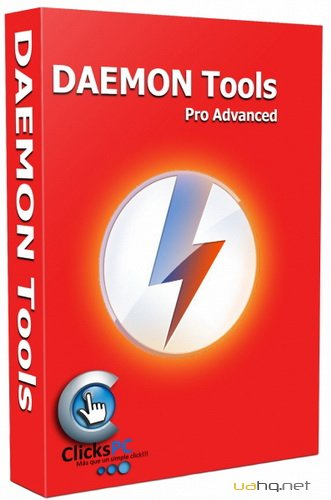 DAEMON Tools Pro Advanced 6.1.0.0483 (ML/RUS)