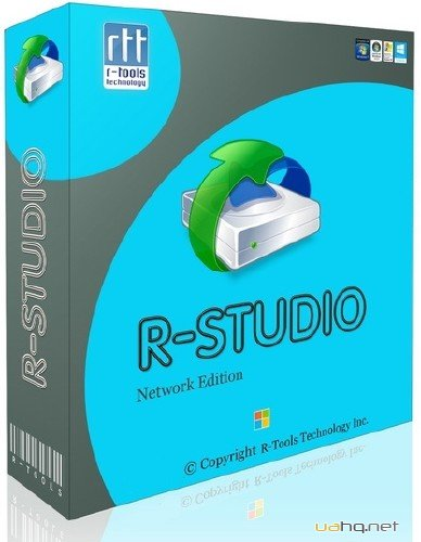 R-Studio 7.6 Build 156433 Network Edition