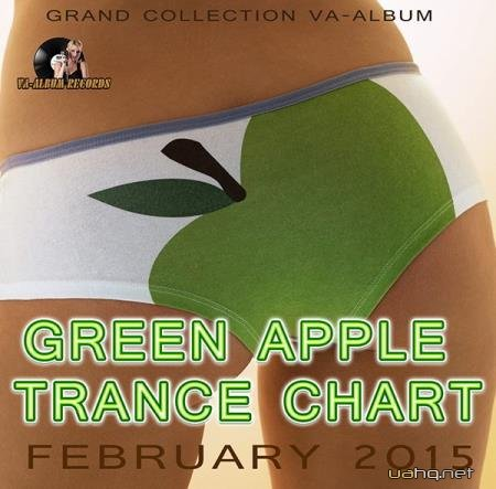 Green Apple Trance Chart VA-Album (2015)