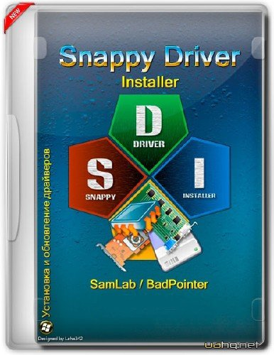 Snappy Driver Installer R165 (2015/ML/RUS)