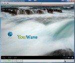 YouWave для Android Home 3.22