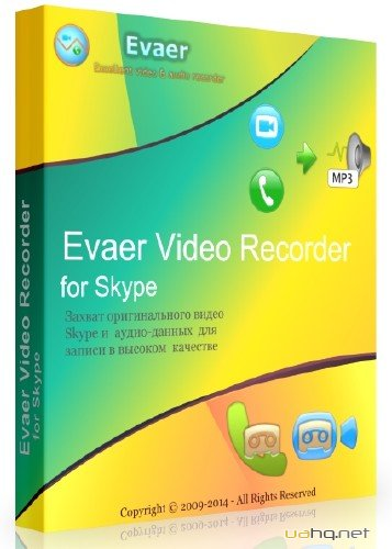Evaer Video Recorder for Skype 1.6.2.65 + Rus