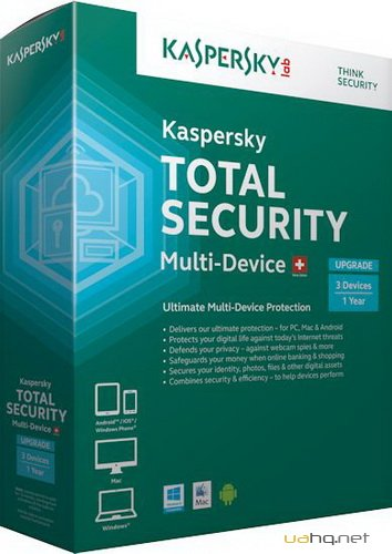 Kaspersky Total Security 2015 15.0.2.361 MR2 Final