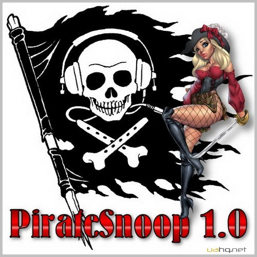 PirateSnoop 1.0 Alpha Portable Ml|Rus