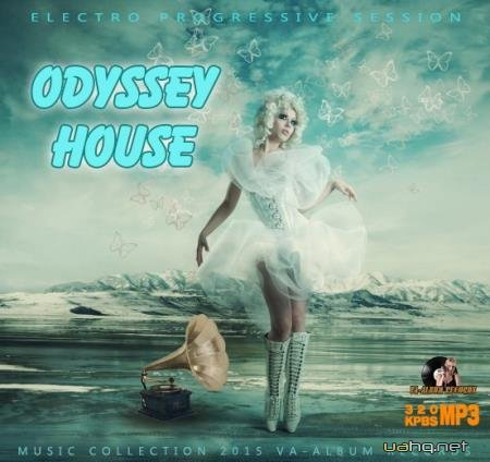 Odyssey House Music (2015)