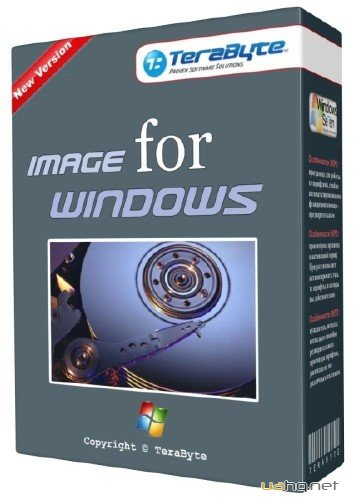 TeraByte Unlimited Image For Windows 2.94 Retail