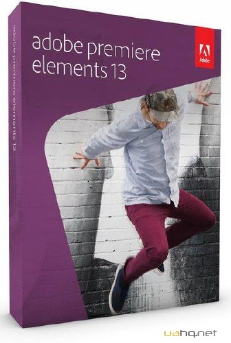 Adobe Premiere Elements 13.1 RePack by D!akov