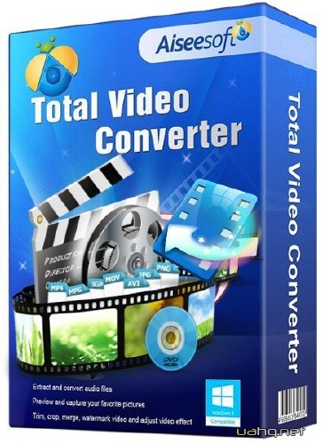 Aiseesoft Total Video Converter 8.0.10 + Rus