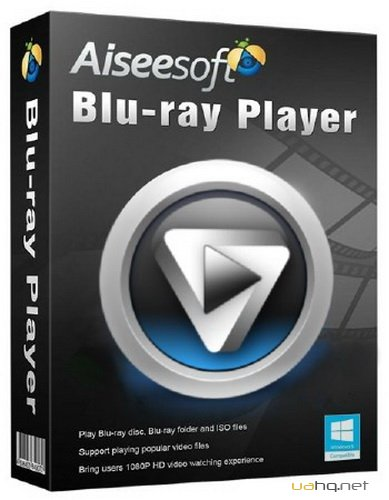 Aiseesoft Blu-ray Player 6.2.80 RePack by Diakov