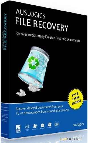 Auslogics File Recovery 5.3.0.0 + Rus