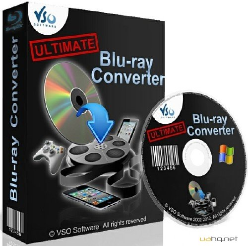 VSO Blu-ray Converter Ultimate 3.5.0.24 Final
