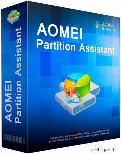 AOMEI Partition Assistant 5.6.3 Professional | Server | Technician | Unlimited Edition RePack by Diakov