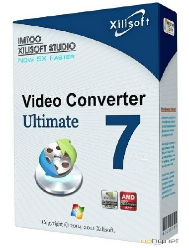 Xilisoft Video Converter Ultimate 7.8.7 Build 20150209 + Rus