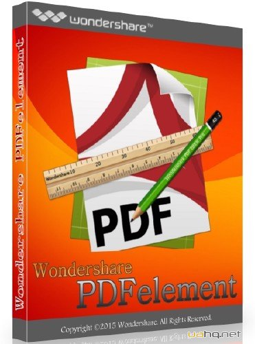 Wondershare PDFelement 4.1.0.17 + Rus