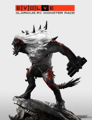 Evolve: Monster Race Edition (2015/RUS/ENG/Repack by R. G. Steamgames)