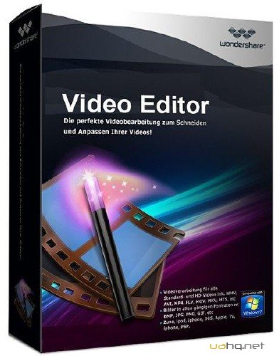 Wondershare Video Editor 5.1.0.9