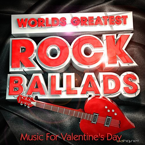 Rock Ballads (Music For valentine's Day) (2015)